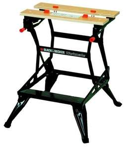 Black & Decker WM536 Dual Height Workmate £37.99 at Amazon (or Homebase)