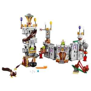 Lego 75826 Angry Birds King Pigs Castle - £30 toys r us