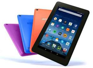 "Amazon Fire 7"" Tablet 8gb £34.99/ 16gb £44.99 Various colours ~ Currys/Amazon (Free Delivery)"