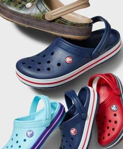 Flash sale 24hrs 20% off Marked Price inc Sale Items @ Crocs Shoes