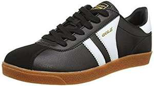 Amazon Add on item  £5.01 - Boys Gola Amhurst Low-Top w-Top Trainers UK SIZE 5 in two colour options