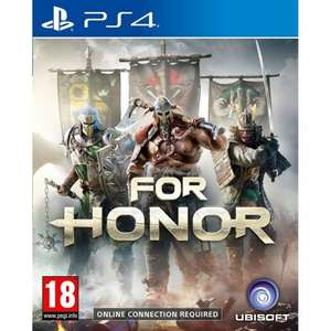 For Honor (For Honour) inc preorder bonus PS4/Xbox - £36.99 preorder at Smyths