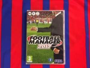 Football Manager 2017 PC Dagenham & Redbridge £15.00 free delivery