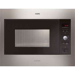 AEG MC2664E-M 26 L Built-in Microwave Oven £207.95 + 2.2% Quidco Cashback @ Appliance Direct