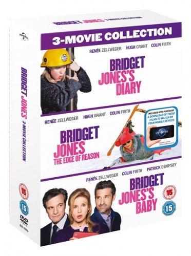 Bridget Jones' Diary full box set for £15!!! @ Zoom