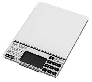 MEDION Digital Kitchen Scales, Diet Scales, Nutritional Scales £5.99 prime / £10.74 non prime Sold by MEDION UK and Fulfilled by Amazon