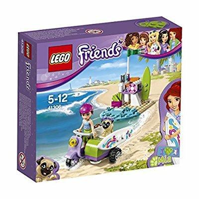 "LEGO 41306 ""Mia's Beach Scooter"" Building Toy £8.54 prime / £12.53 non prime @ Amazon"