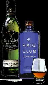 Free Haig Club whisky and mixer at Nicholson's pubs for email subscribers
