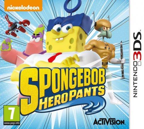 Spongebob Heropants 3DS £10.50 delivered @ Coolshop