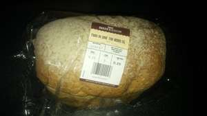 Two in One baked in store fresh loaf 400g 25p / 800g 50p @ Asda instore