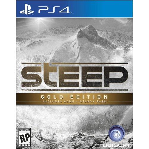 STEEP GOLD EDITION £29.99 - PSN