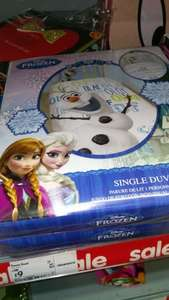 Single Frozen duvet down to £9.00 @ Asda Living - Bradford