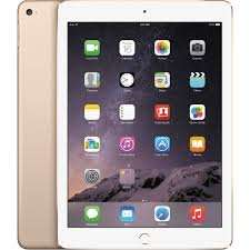 Apple iPad Air 2 32GB Wifi Tablet - Gold £327.99 plus 2.2 % Top Cash Back @ EGlobal Central