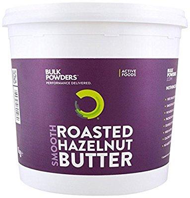 Amazon S&S Bulk Powders Roasted Natural Hazelnut Butter Smooth 1kg £11.19