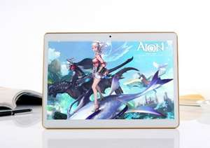 Newest MTK8752 Octa Core 3G 4G 10 inch Tablet PC 4GB RAM 32GB ROM 5.0MP Bluetooth GPS Phablet for just £72 delivered @ aliexpress