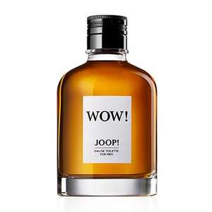 Joop Wow Eau de Toilette Spray 100ml With FREE Gift Toiletry Bag With Free 30ml Shower Gel.. FREE DELIVERY USING CODE £44.95 @ Fragrance Direct