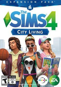 The Sims 4 City Living - £14.99 @ Origin (EA Store)