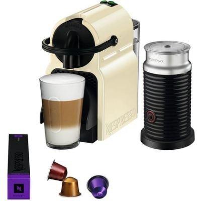 Nespresso Inissia Coffee Machine with Aeroccino - £79.99 @ Argos (Free C&C)