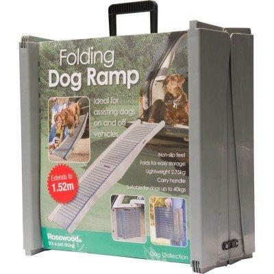 Rosewood Folding Light Weight Dog Ramp - £28.98 delivered @ JTF