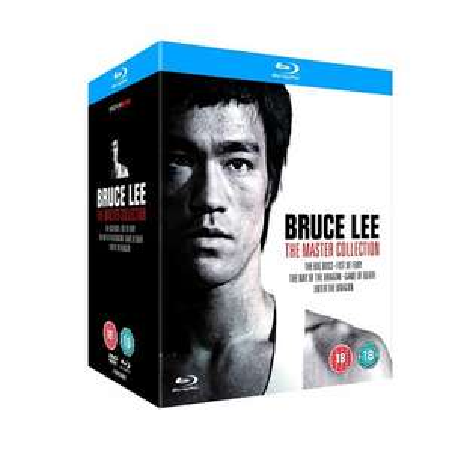 Bruce Lee The Master Collection - BD + bonus DVD [Blu-ray] £33.99 at Amazon (UK)