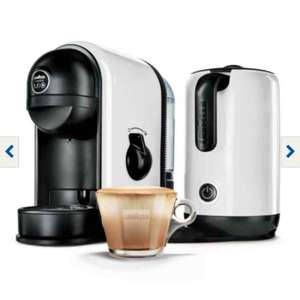 Lavazza Minù Caffe Latte Coffee Machine with milk frother £29.99 @ B&M