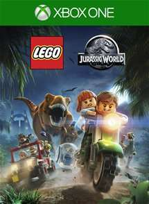 Lego Jurassic World down to £39.99 UK Xbox Store, but USA store down to $19.99 / £15.98