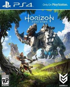 Horizon Zero Dawn Launch Edition (PS4) - £39.85 @ Shopto