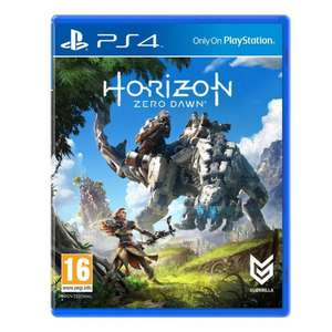 Horizon Zero Dawn (PS4) £38.99 with promo code PRE5 @ Smyths Toys