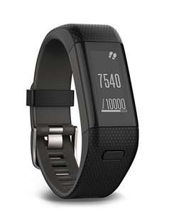 Garmin Vivosmart HR+ GPS Fitness Activity Tracker with Smart Notifications and Wrist Based Heart Rate Monitor @ Amazon - £129.98