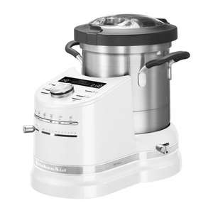 KitchenAid Artisan Cook Processor Frosted Pearl £399.00 ecookshop.co.uk