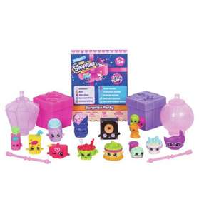 Shopkins New Series 7 12 pack £6.99 (25% off) @ Argos