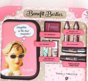 Benefit Besties gift set was £30 now £20 - save 33% @ Boots