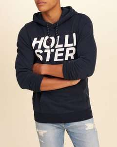Hollister hoodie only £11.60 @ Hollister. Free click and collect available