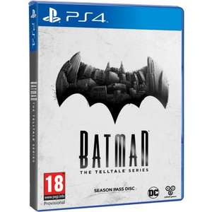 [PS4] Batman: The Telltale Series - £10.95 - TheGameCollection