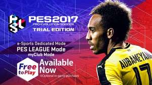 PES 2017 free to play (PES league and MyClub)