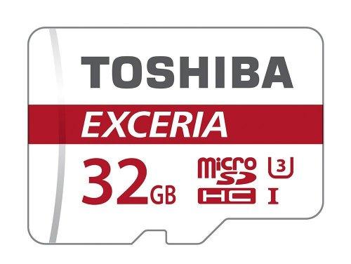 Toshiba Exceria M302 32GB Micro SD Memory Card 90 MB/s 4K - Amazon Prime £7.99 / non prime £11.98