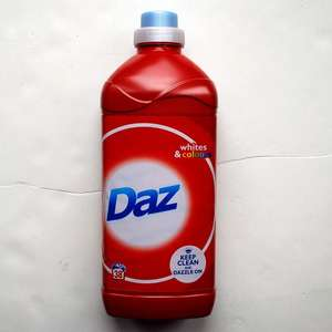Daz Laundry Liquid Regular 1.9L 38 Washes £1.63 instore @ Asda