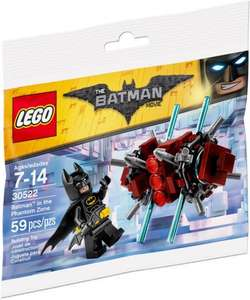 Lego The Batman Movie: Batman in the Phantom Zone Polybag - £2.45 Delivered @ Media Promos