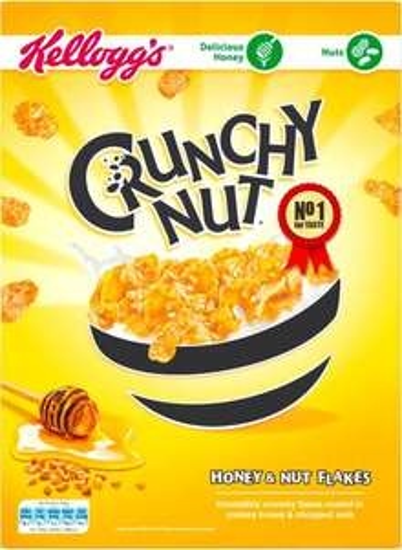 Kellogg's Crunchy Nut Cornflakes (750g) was £3.49 now £1.74 @ Ocado