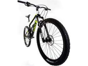 Calibre Bossnut full suspension mountain bike £899.99 @ Go Outdoors