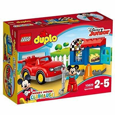 Lego Duplo Mickey's Workshop 10829 - £8.49 @ Lego