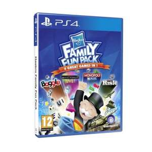 Hasbro Family Fun Pack (PS4/Xbox One) £14.99 Delivered @ 365games