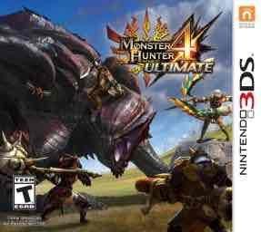 Monster Hunter 4 Ultimate (3DS) / monster hunter 3 ultimate both £11.99 each preowned @ Grainger games