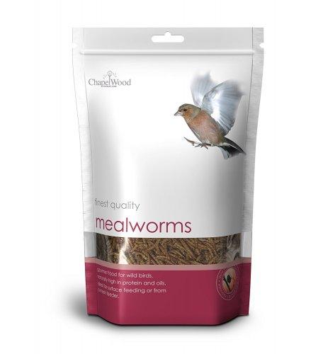 Chapelwood 500g Mealworms- Amazon add on