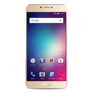 BLU VIVO 6 4G LTE SIM-Free phone (64 GB and 4 GB RAM) - Gold or Rose Gold £239.99 to £184.99 Amazon