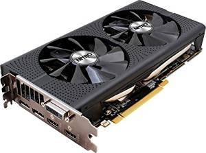 Sapphire Technology ATI Radeon RX 480 4 Go GDDR5 -£156 @ Amazon.fr used good - £156