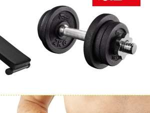 dumbell set - £12.99 @ LIDL