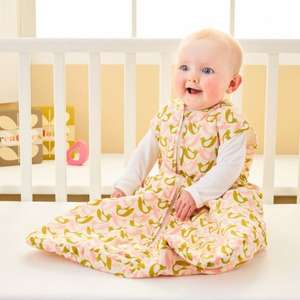 30% off Grobag sleeping bags including new Orla Kiely range, prices start from £14.50 @ Mothercare