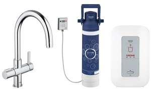 Grohe Red Duo instant boilng water kitchen tap - £373.33 @ Amazon