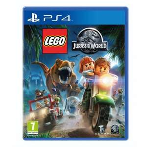 [PS4] LEGO Jurassic World - £9.99 - Smyths
